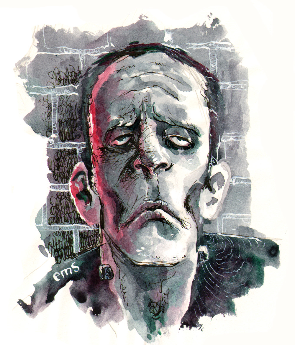 Frankenstein by EMS